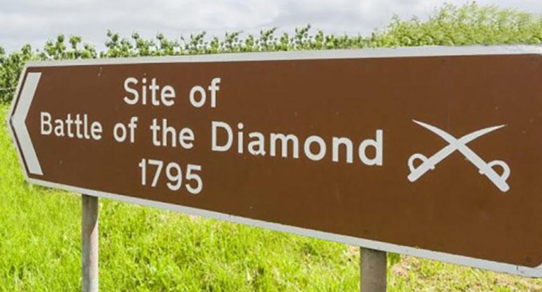 Battle of the Diamond