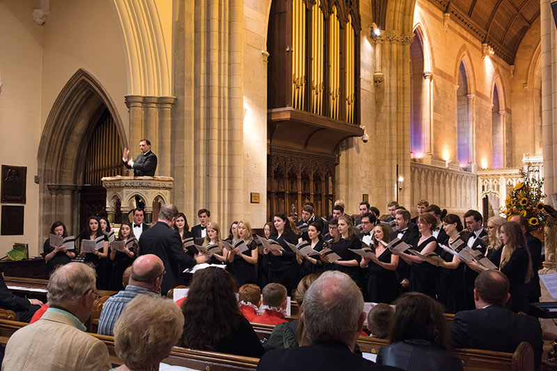 Armagh Cathedral (Church of Ireland) Choir