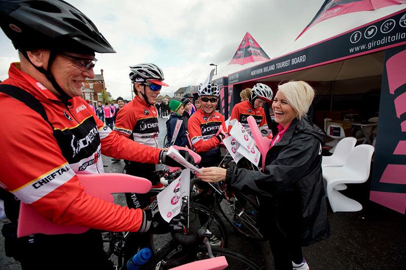 Giro D'Italia Armagh
