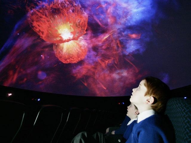 Armagh Planetarium Theatre