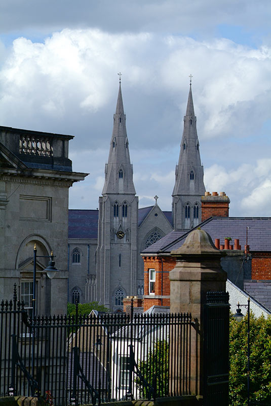 St Patricks Cathedral Armagh