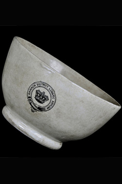 Lunatic Asylum Bowl