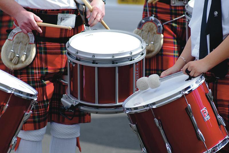 Battlehill Pipe Band