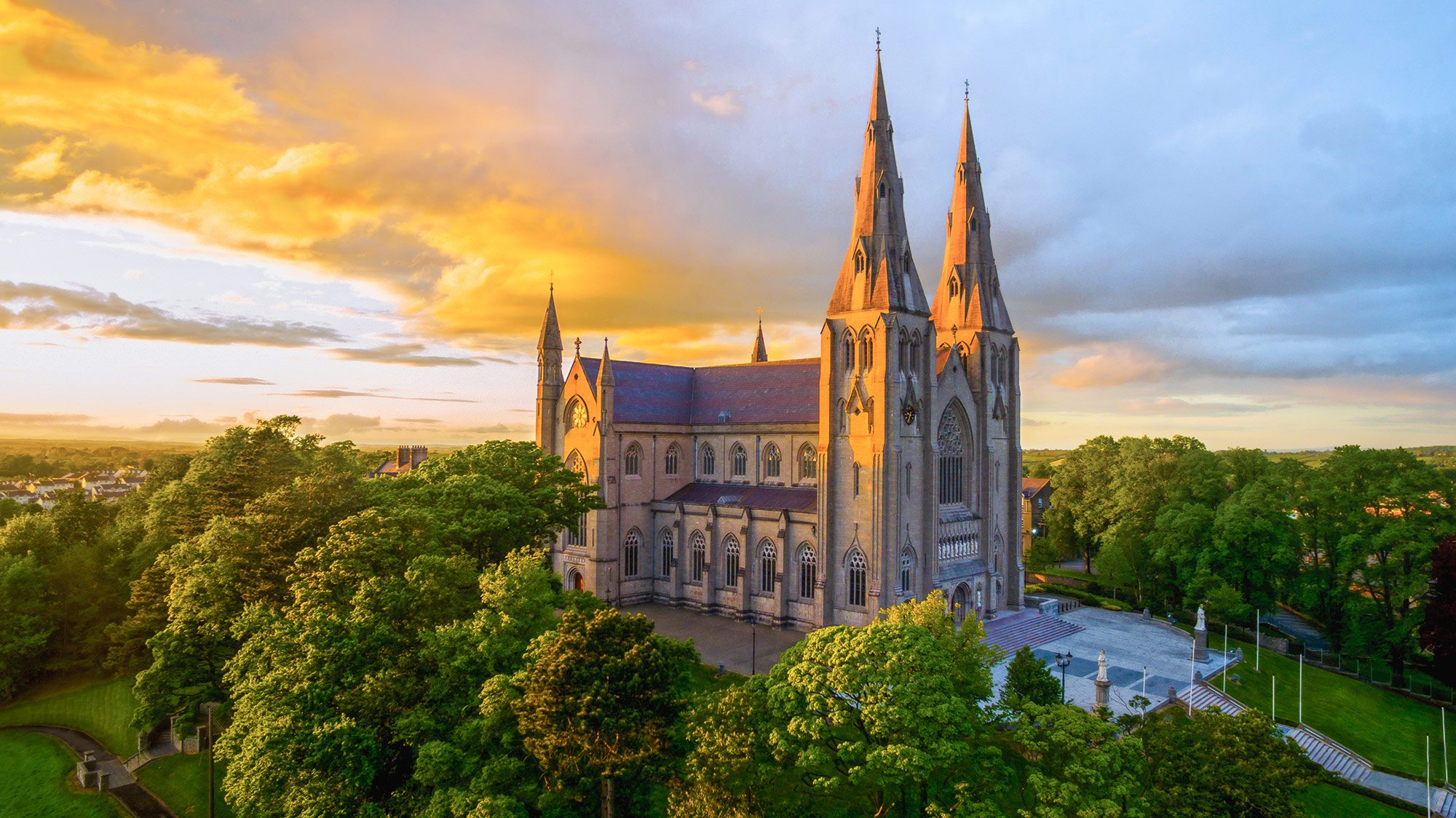 Armagh R.C Cathedral