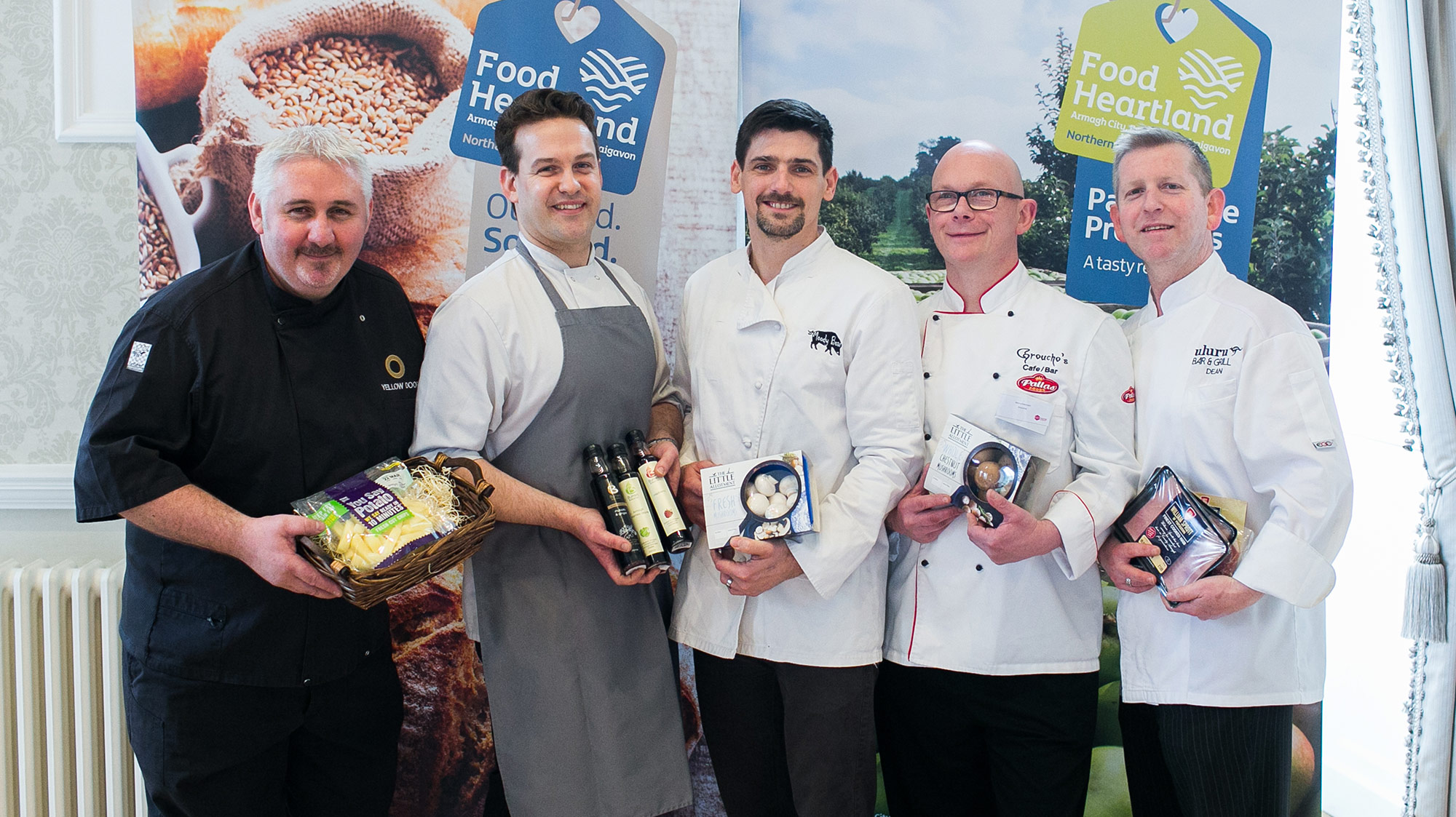 Armagh Chefs