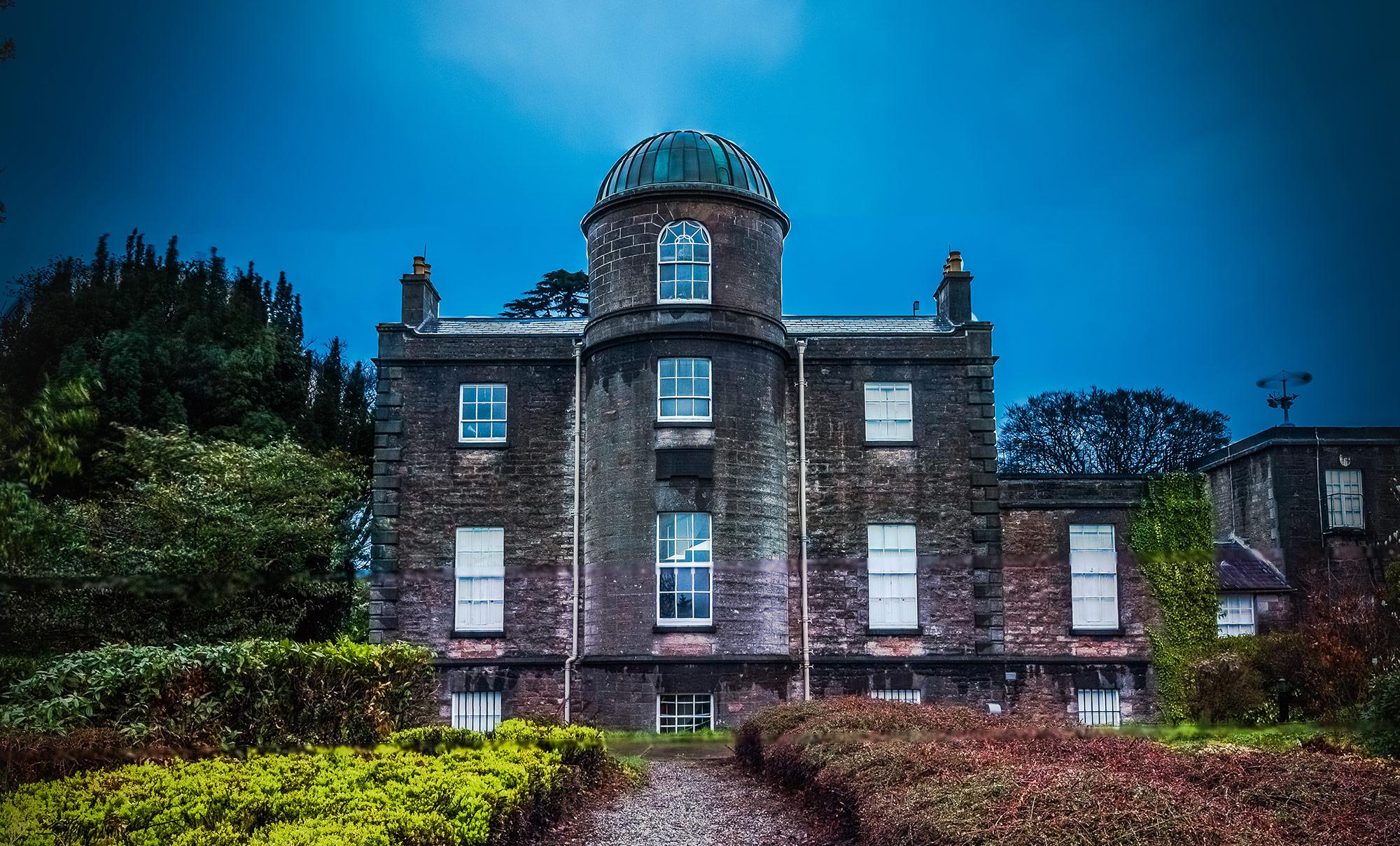 Visit Armagh Planetarium Observatory