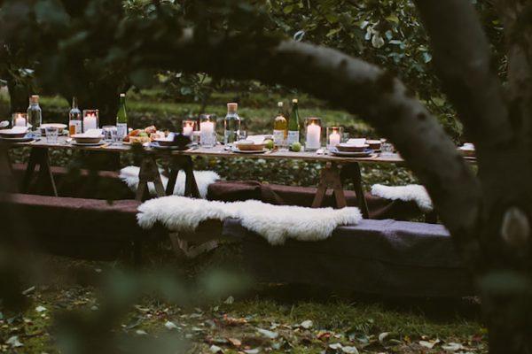 table-through-trees