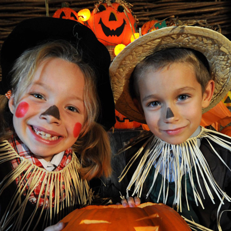 Halloween Craft & Games Club