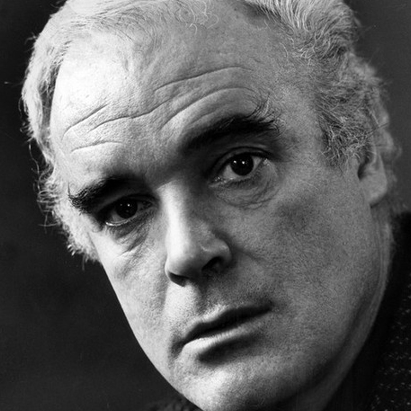 Let's talk Beckett & Patrick Magee – Conor Carville
