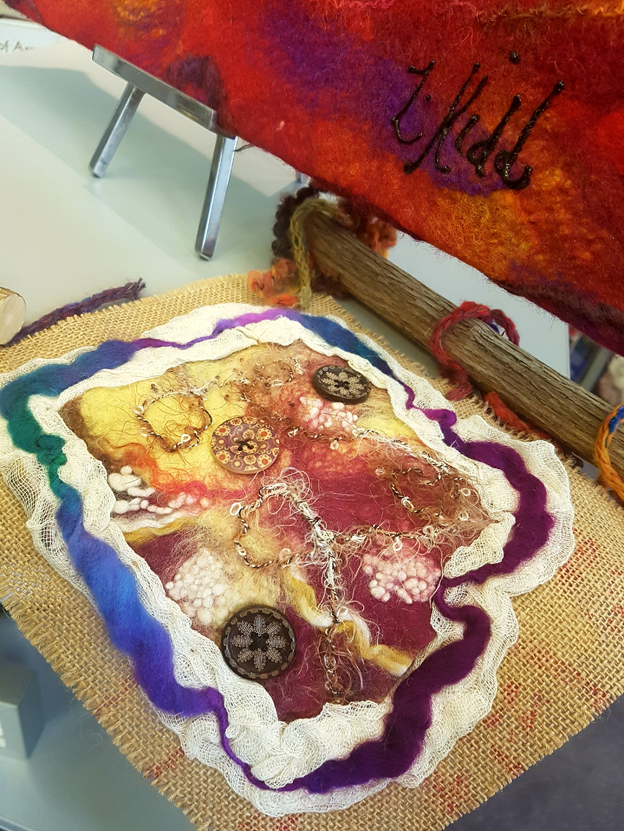 LAURA KIDD FELT EXHIBITION