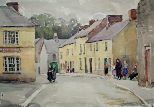 ARMCM.137.1959_Linenhall Street, Armagh (c1935)_Lady Pitt-Taylor