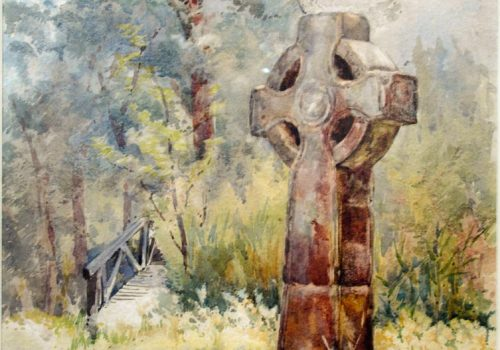 ARMCM.3.1954_The Island Cross, Tynan_Lady Pitt-Taylor
