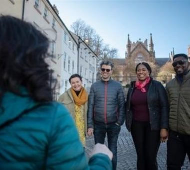 Discovery Walking Tour